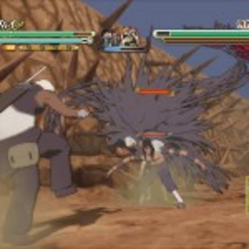 Naruto Storm 3 Edo Tensei Jinchuriki (3)