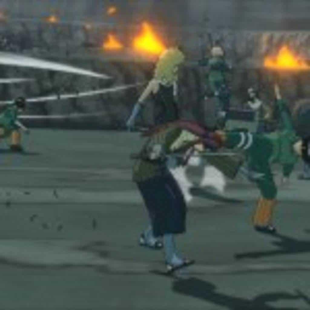 Naruto Storm 3 Edo Tensei Jinchuriki (4)