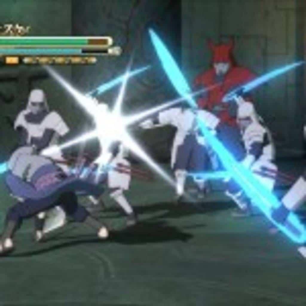 Naruto Storm 3 Edo Tensei Jinchuriki (5)