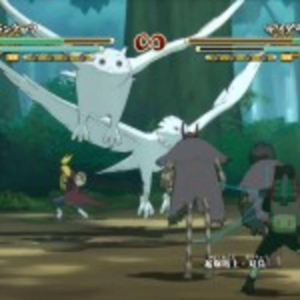 Naruto Storm 3 Edo Tensei Jinchuriki (7)