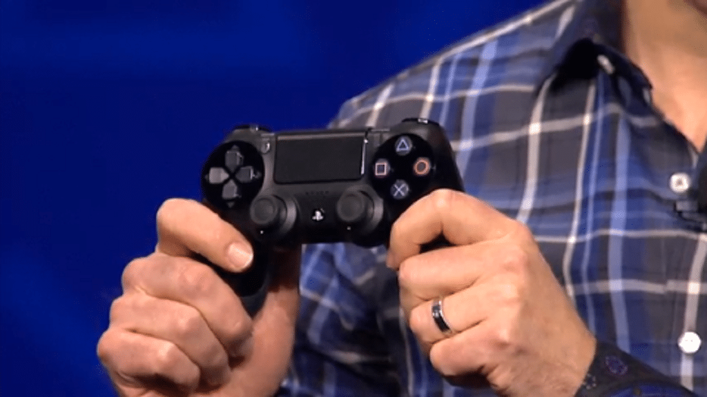 PlayStation 4 DualShock4