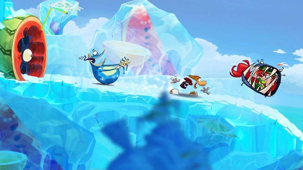 Rayman Origins Screen 3