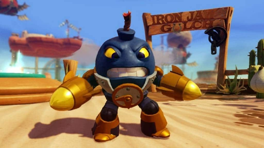 Skylanders SWAP Force Screen 4