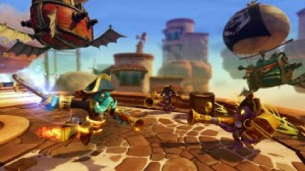 Skylanders SWAP Force Screen 8