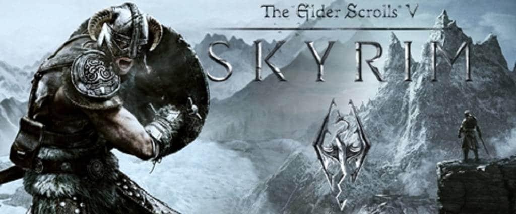 Skyrim Banner 480x200