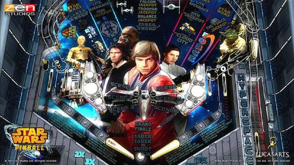Star Wars Zen Pinball 2