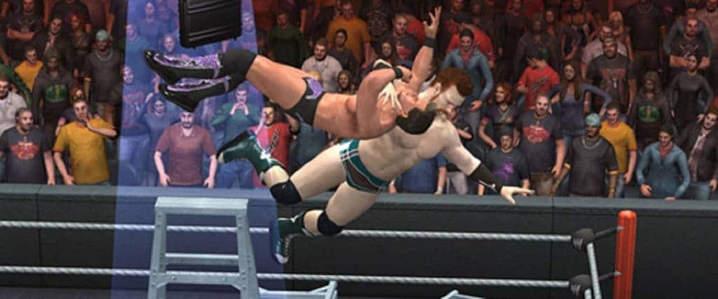 WWE Banner