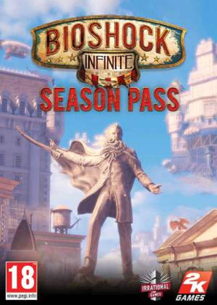 Bioshock Infinite Season-Pass