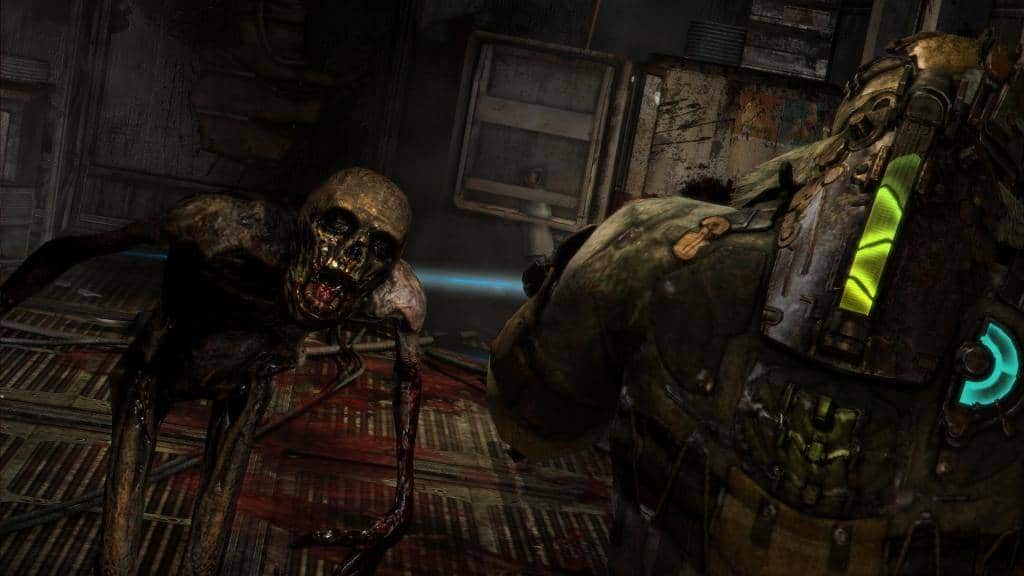 dead space 3 horroraction