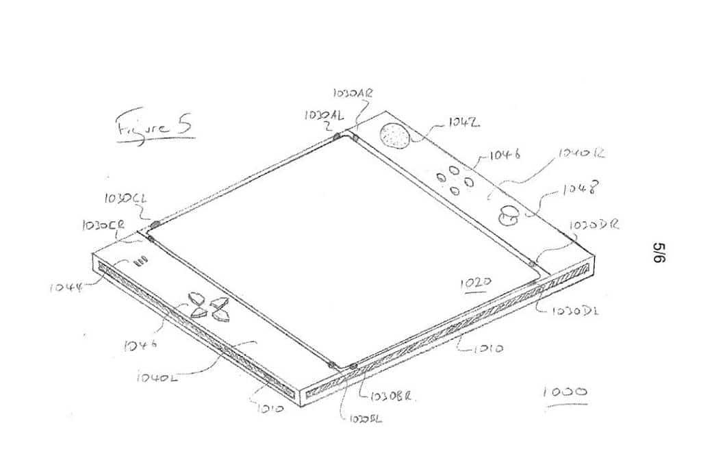 PS EyePad Konzeptzeichnung