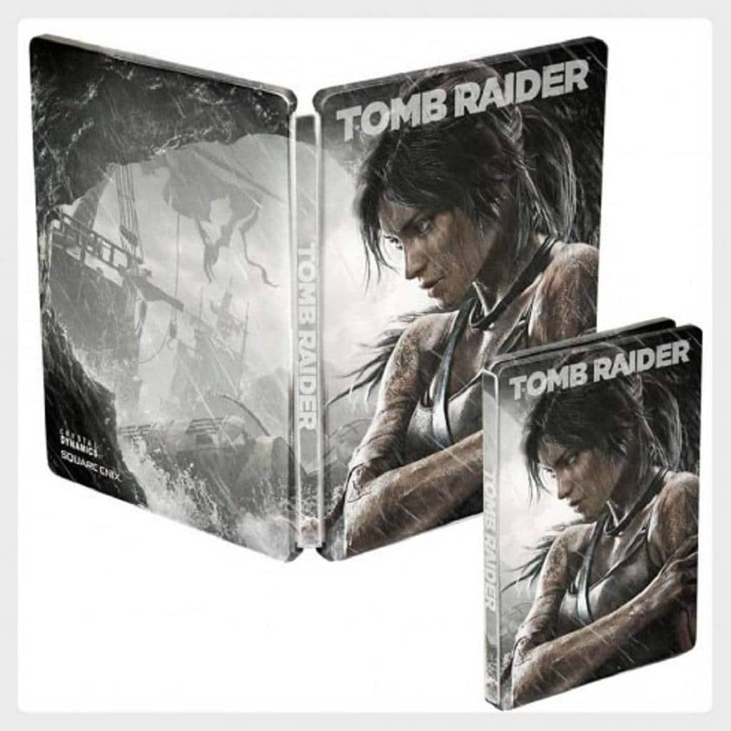 Tomb Raider Steelbook