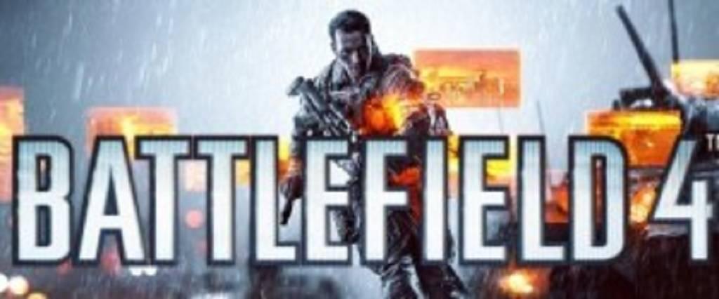 Battlefield 4 Banner 480x200