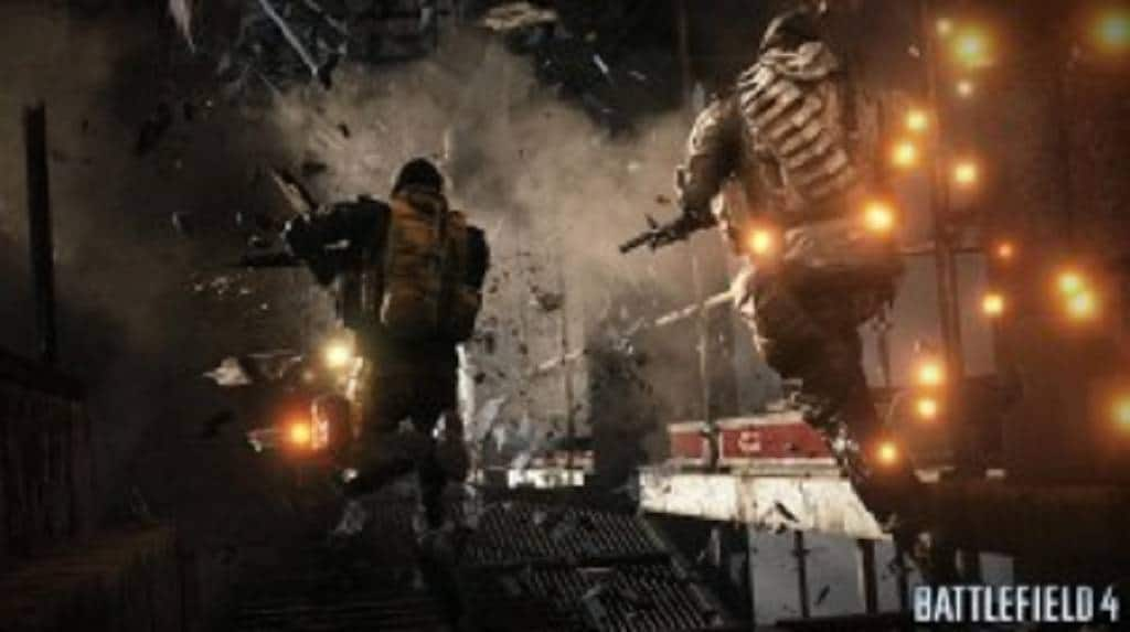 Battlefield 4 Screenshot neu