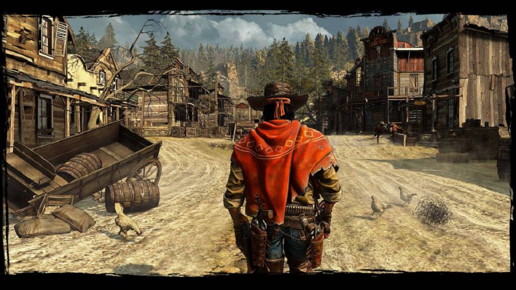 Call of Juarez Grunslinger Screen 3