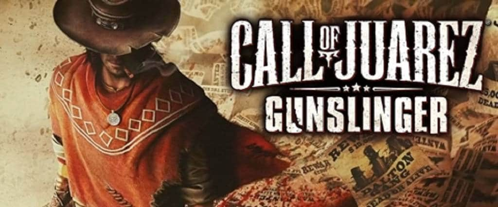 Call of Juarez Gunslinger Banner 480x200