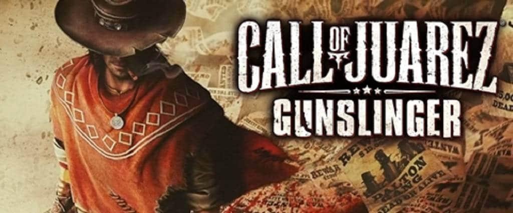 Call of Juarez Gunslinger Banner 480x200
