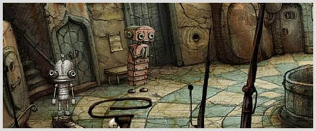 Machinarium Banner