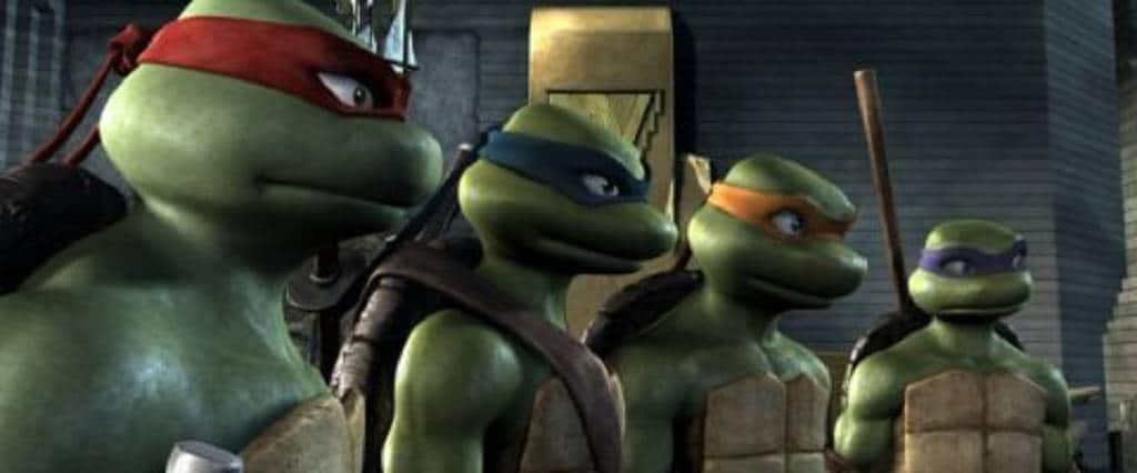Ninja Turtles Banner