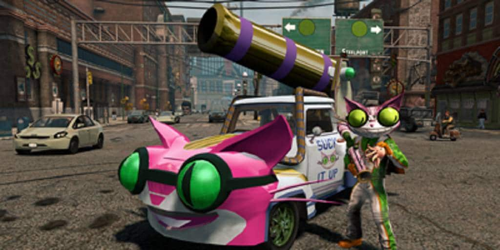 Saints Row Banner