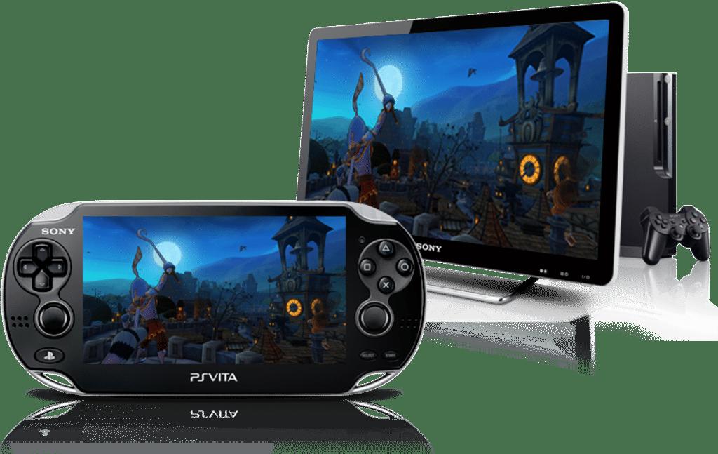 Sly Cooper PS3 und PS Vita