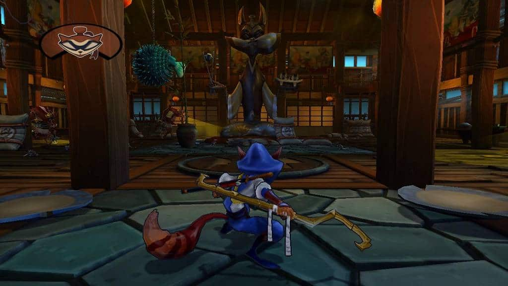 Sly Cooper Screenshot 1
