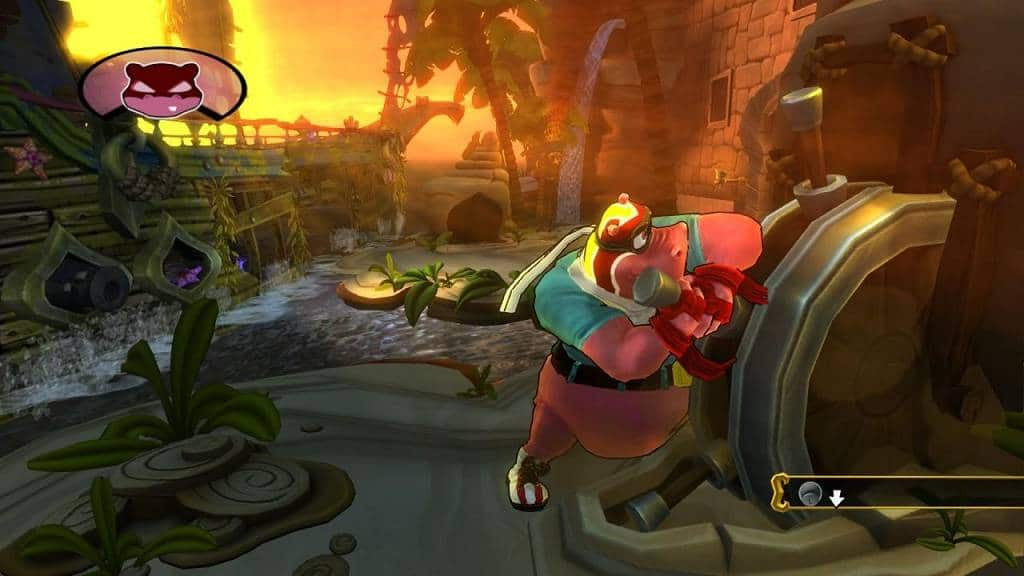 Sly Cooper Screenshot 2
