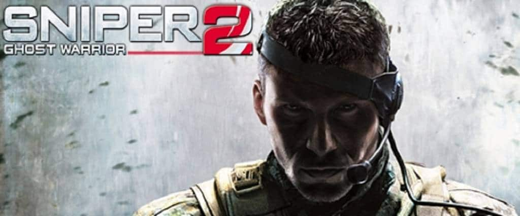 Sniper Ghost Warrior 2 Banner 480x200