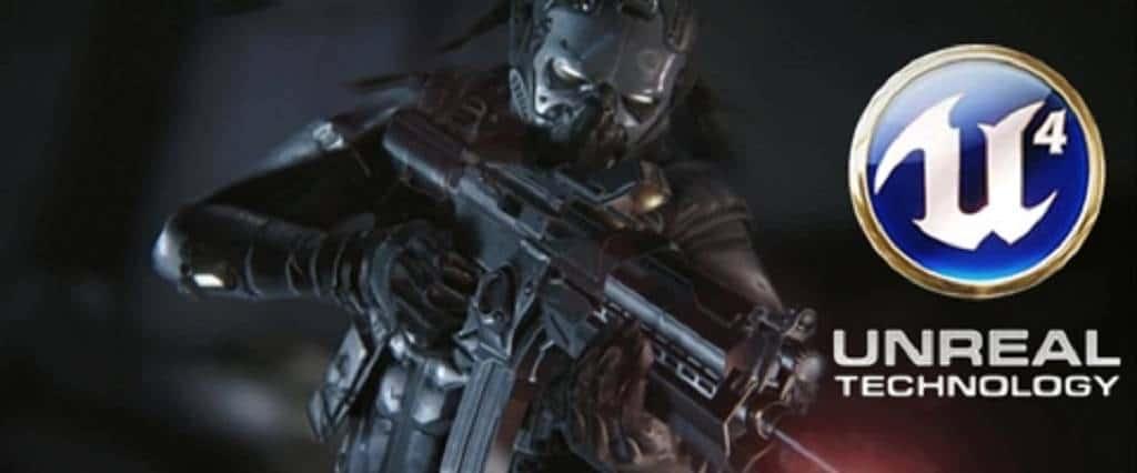 Unreal Engine 4 - Infiltrator-Demo