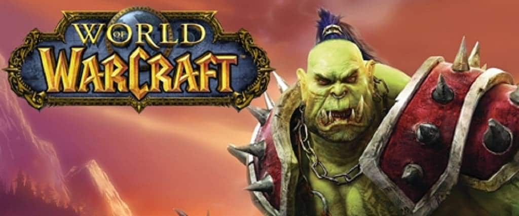 World of Warcraft Banner 480x200