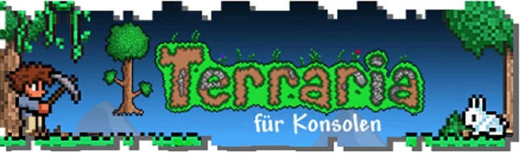 Terraria Logo Artikel