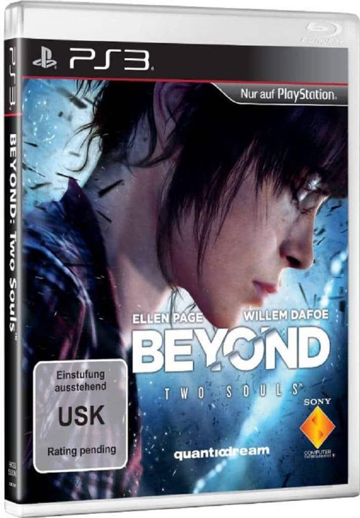 Beyond Two Souls Boxart