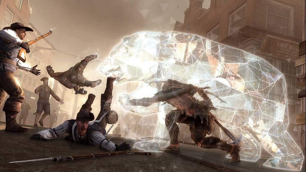 Assassin's Creed 3 - Die Tyrannei von König Washington -- Die Vergeltung