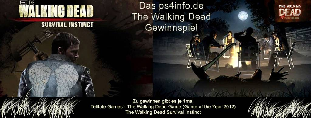 The Walking Dead ps4info