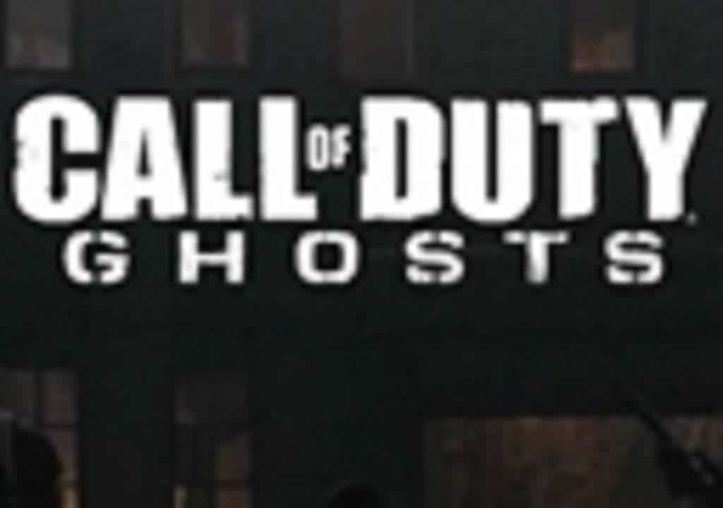 Call of Duty Ghosts Logo 128x90