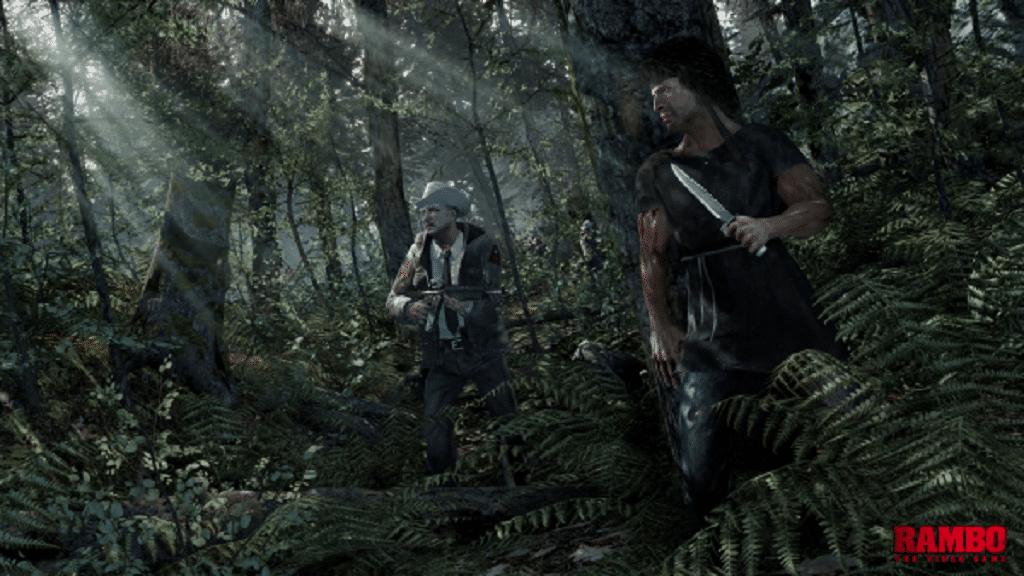 Rambo Screenshot