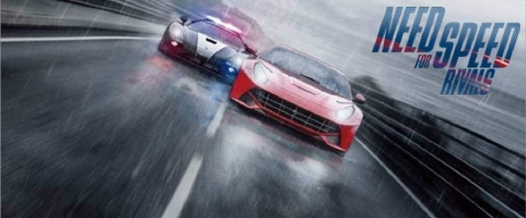 Need for Speed Rivals Banner 480x200