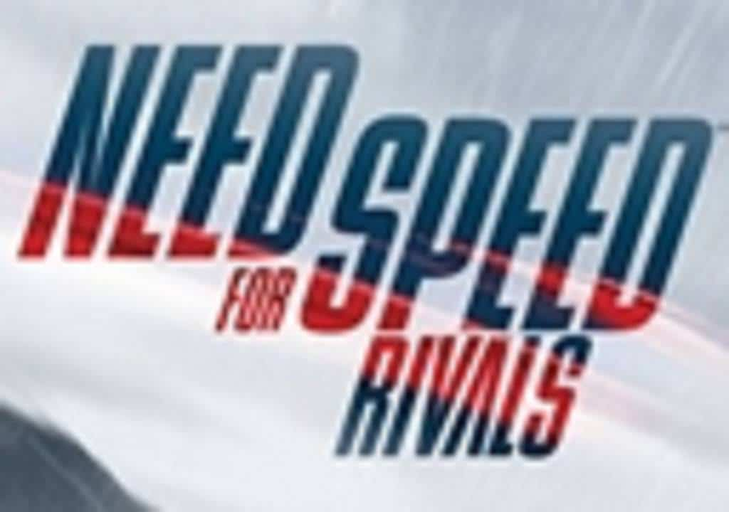 Need for Speed Rivals Logo 128x90