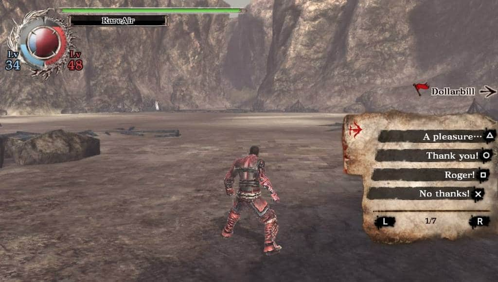 Soul Sacrifice Screenshot 4