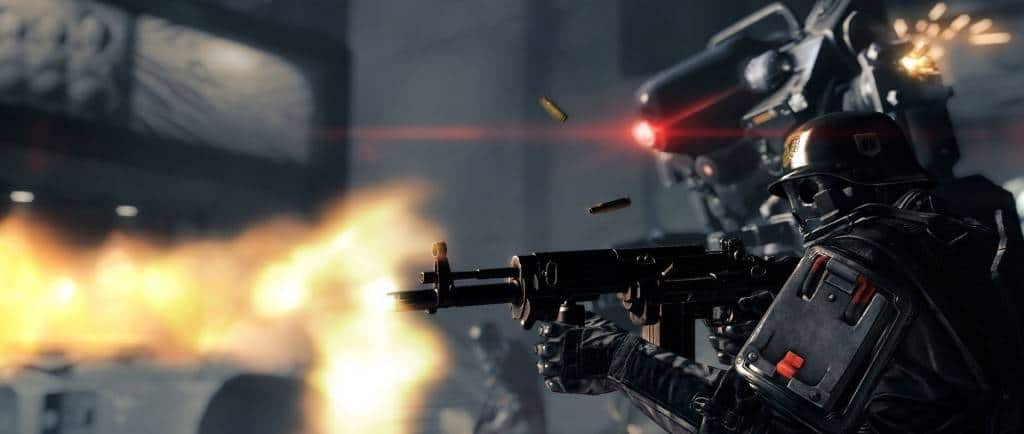Wolfenstein The New Order 8