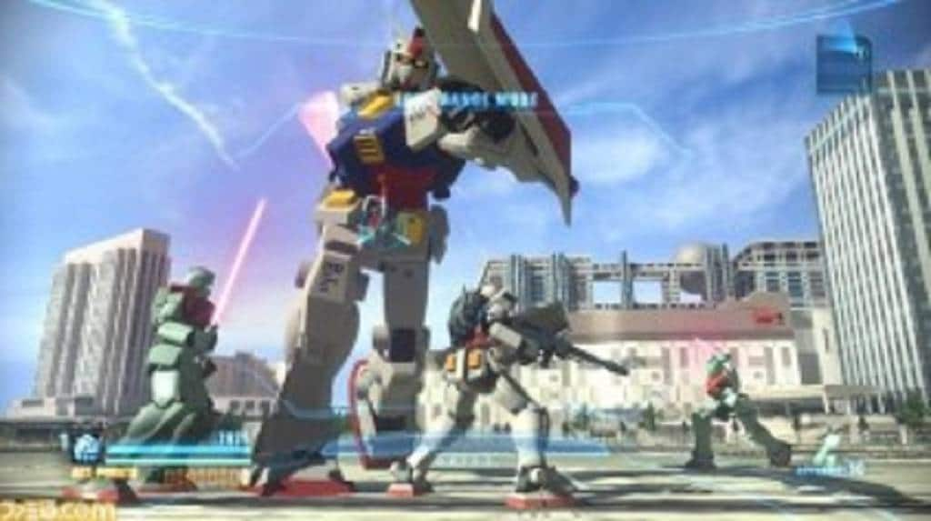 Gundam Breaker - Ein weiterer Trailer