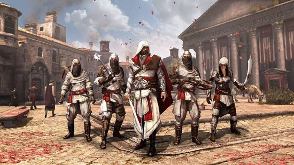 Assassin's Creed – Die komplette Zusammenfassung – UPDATE 5.0!