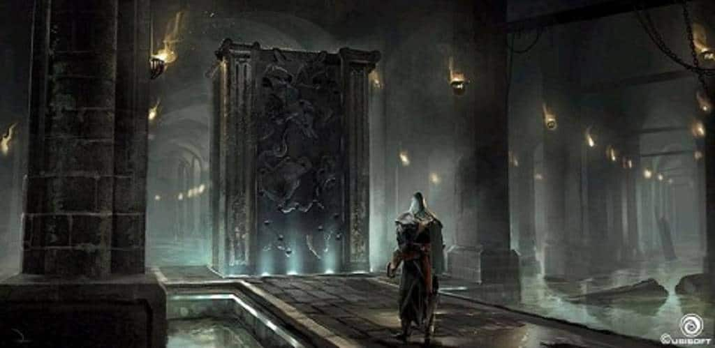 Door_to_Masyaf_Library_Concept