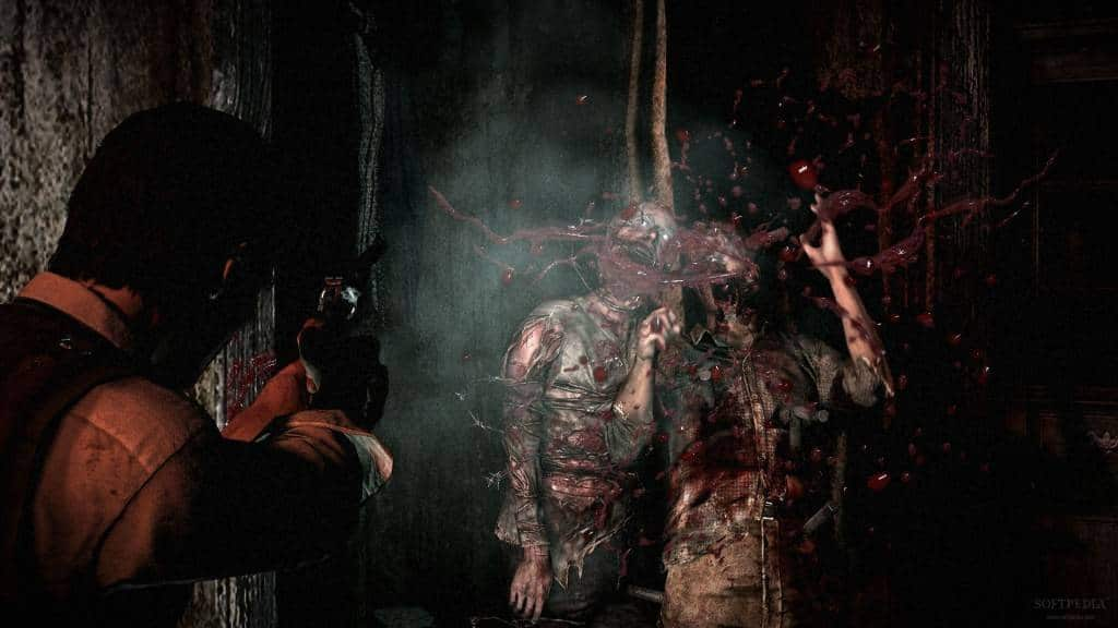 evil within monster