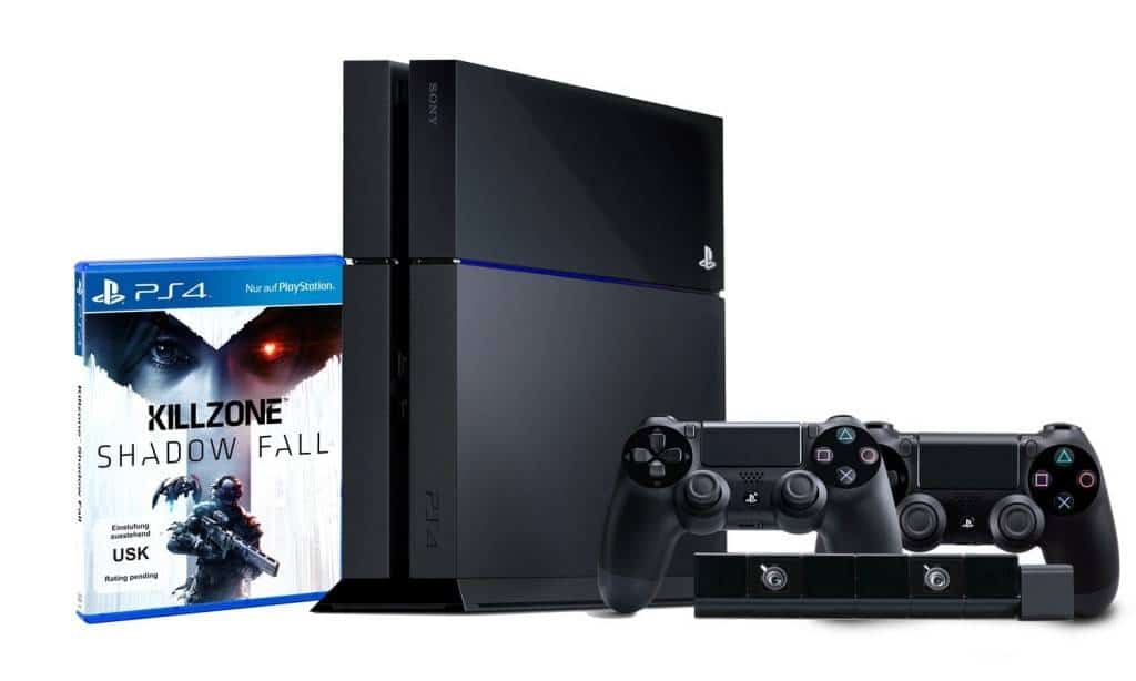 PS4 Bundle Killzone