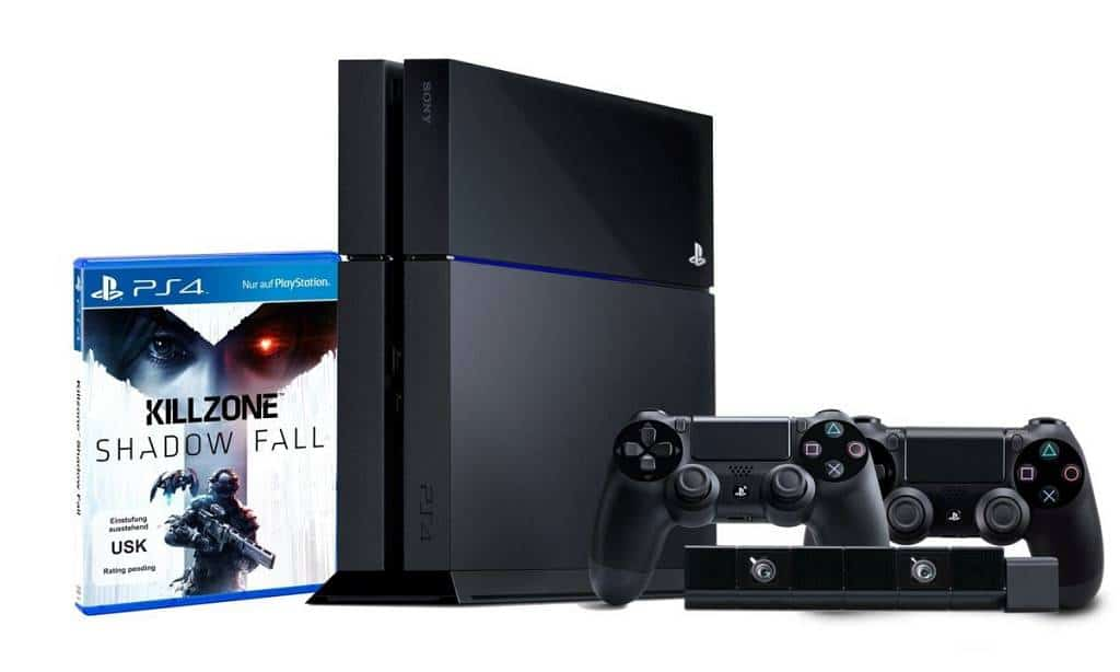 PS4 Bundle Killzone