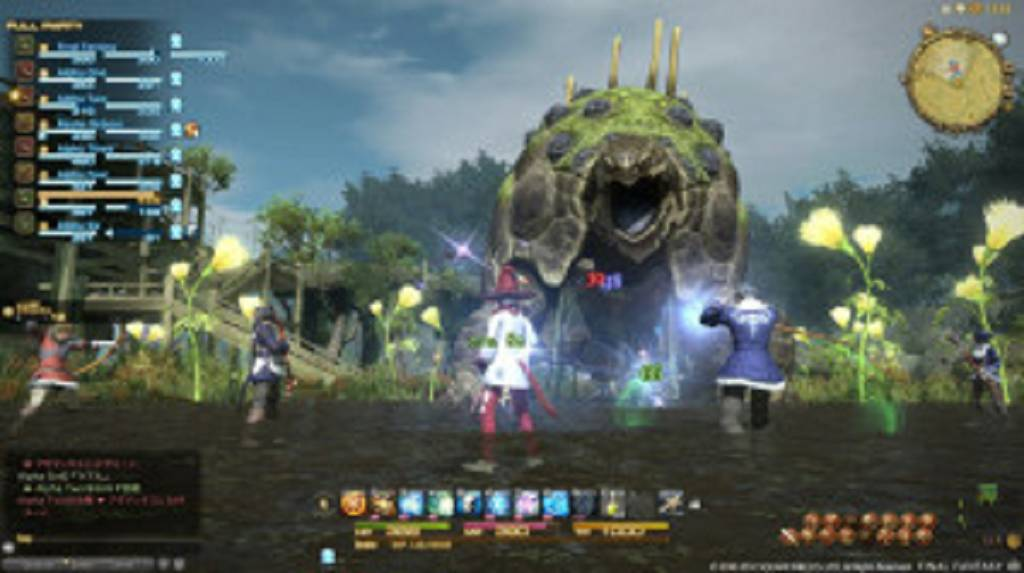 A Realm Reborn Leave Quests