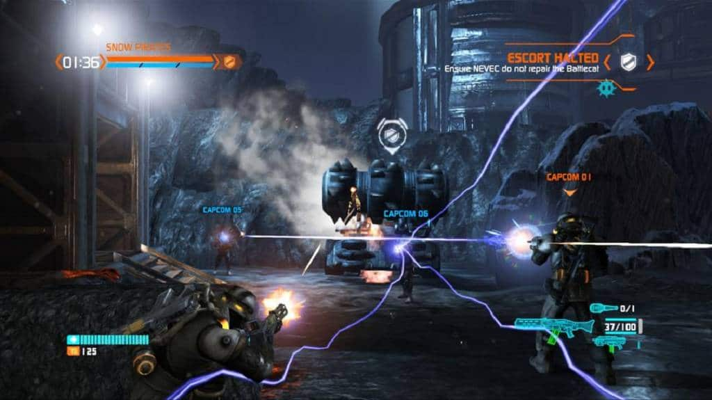lost planet 3 multiplayer