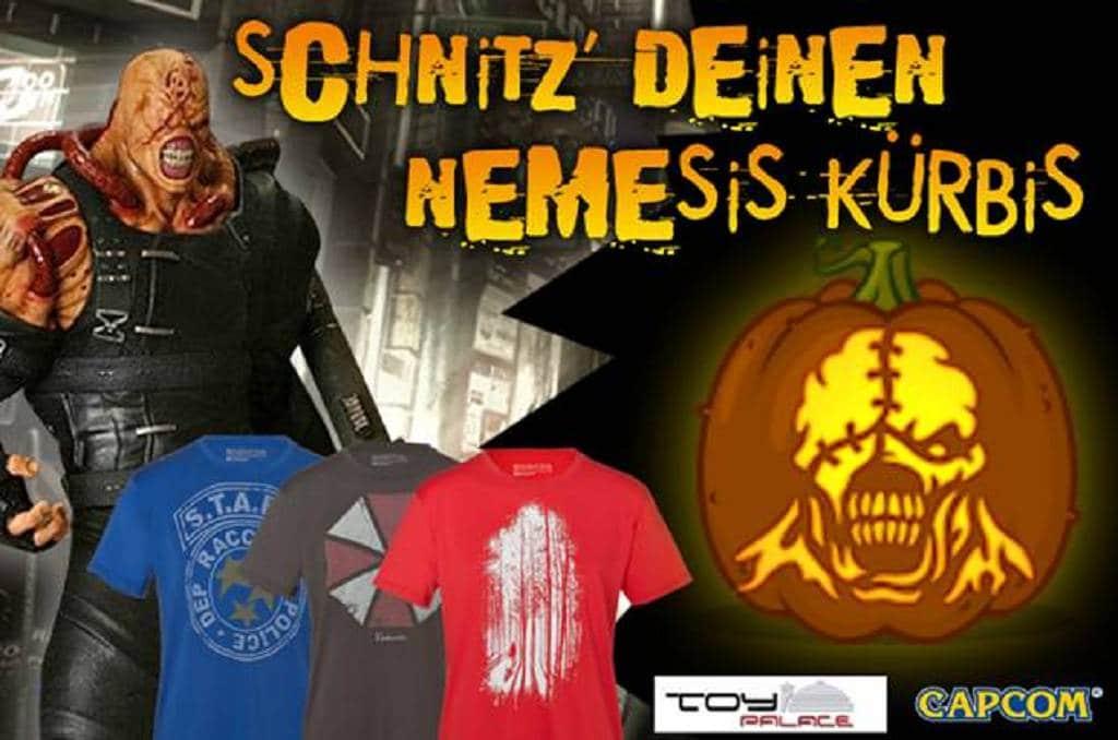 Halloween-Gewinnspiel zu Resident Evil gestartet!