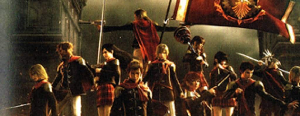 Review: FINAL FANTASY TYPE-0 HD – Ein emotionales Kriegsdrama