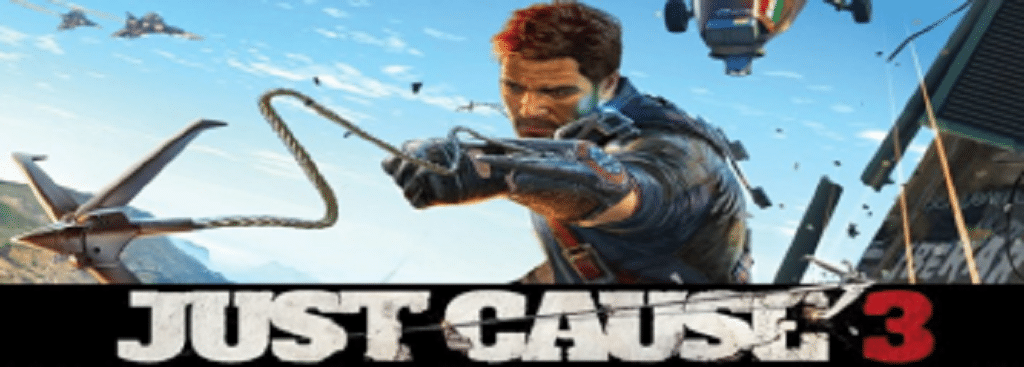 Just Cause 3 Mini